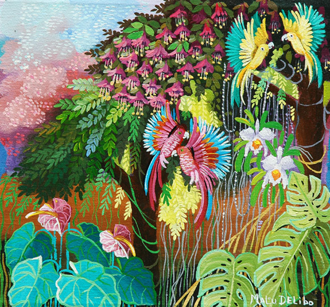 brazilian-naive-art-painting-spirit-brazil